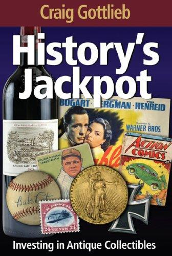 History's Jackpot: Investing in Antique Collectibles