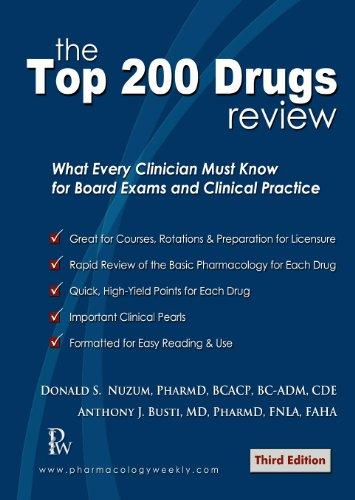 Top 200 Drugs Review 3rd Edition