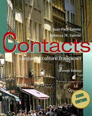 Contacts Langue Et Culture Francaises
