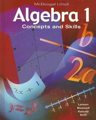 Algebra 1 Concepts and Skills