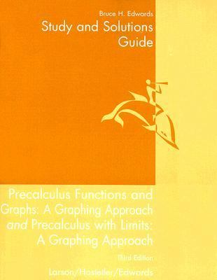 Precalculus Functions and Graphs A Graphing Approach/Precalculus With Limits  A Graphing Approach
