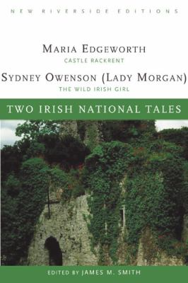 2 Irish National Tales Castle Rackrent/The Wild Irish Girl