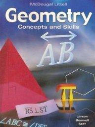 Geometry: Concepts & Skills
