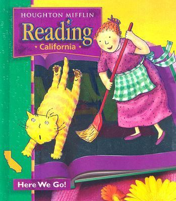 Reading California  Here We Go!  Level 1.1