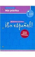 En Espanol: Level 1 Mas Practica Cuaderno (Spanish Edition)