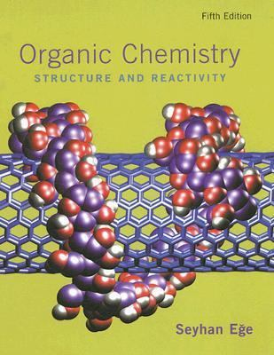 Organic Chemistry Structure and Reactiuvity