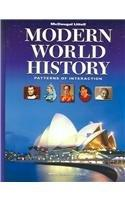 McDougal Littell World History: Patterns of Interaction: Student Edition Grades 9-12 Modern World History 2005