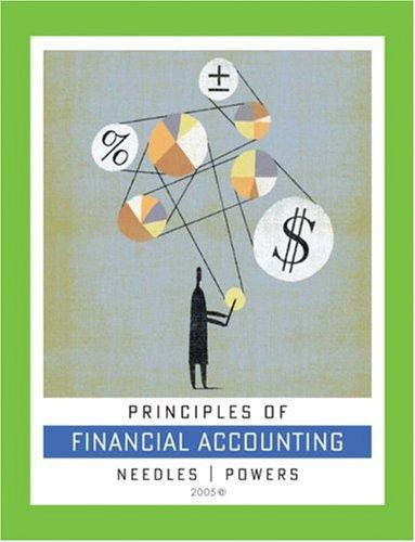 Principles of Financial Accounting, 9th Edition