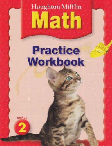 Houghton Mifflin Mathmatics: Practice Book Level 2