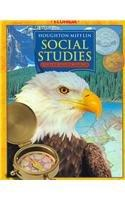 Houghton Mifflin Social Studies Florida: Student Edition Level 5 United States History 2006