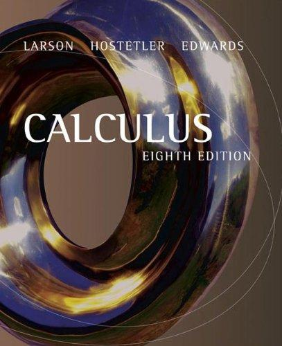 Calculus: Complete Solutions Guide, 8th Edition