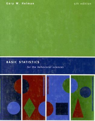 Basic Statistics for Behavioral Science