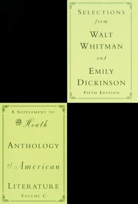 Selections from Walt Whitman + Emily Dickinson