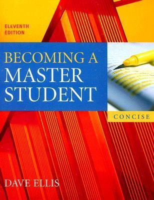 Becoming a Master Student, Concise