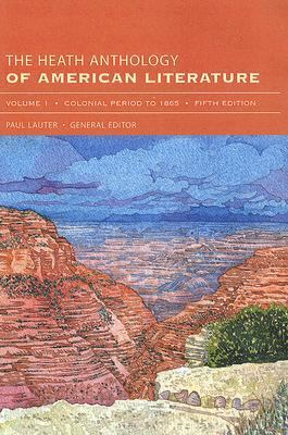 Anthology of American Literature, Custom Publication