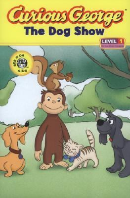 Curious George The Dog Show