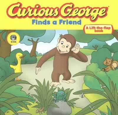 Curious George Finds a Friend
