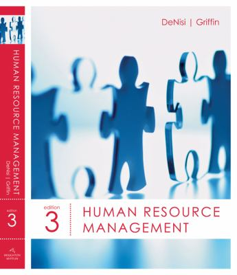 Human Resources Management 3e