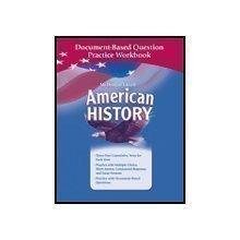 McDougal Littell Middle School American History: Document-Based Questions Practice Workbook