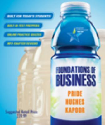 Pride Foundations of Business Customer Choice First Edition