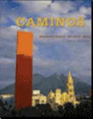 Caminos with In-Text Audio CD