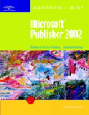 Microsoft Publisher 2002 Illustrated Introductory