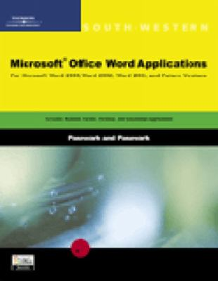Microsoft office word applications For Microsoft Word 2000, Word 2002, Word 2003, and future versions