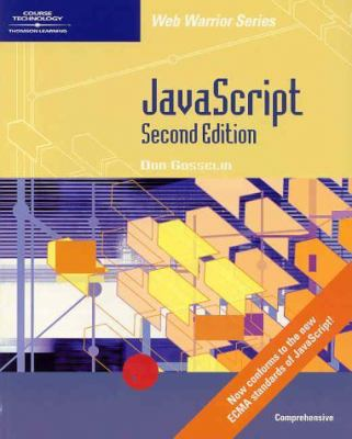 Javascript Comprehensive,Second Edition