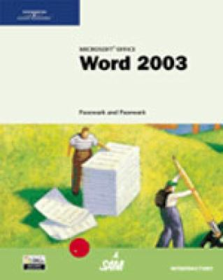 Microsoft Office Word 2003 Introductory Course