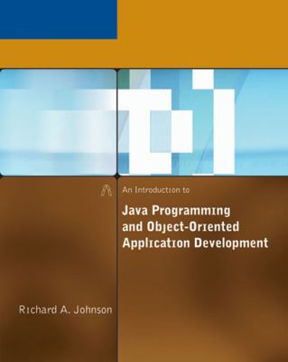 Introduction to Java Programming And Object-oriented Application Development