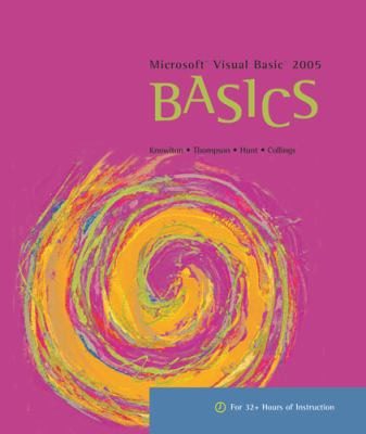 Microsoft Visual Basic 2005 Basics