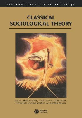 Classical Sociological Theory