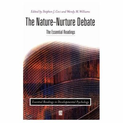 Nature-Nurture Debate The Essential Readings