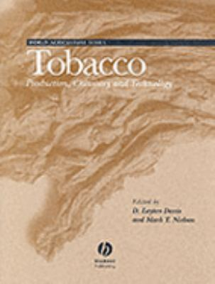 Tobacco Production, Chemistry and Technology