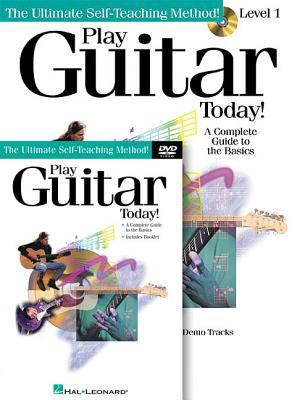 Play Guitar Today! Beginner's Pack Beginner's Pack  Level 1