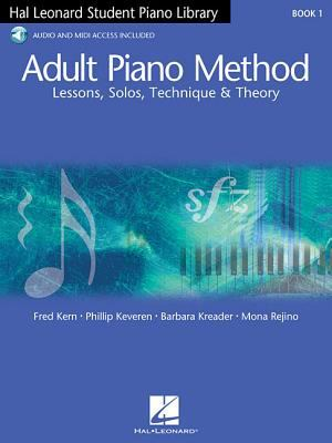 Adult Piano Method Book 1