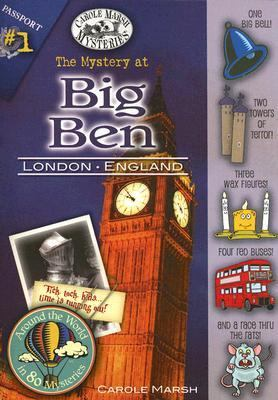 The Mystery of Big Ben (London England) - Carole Marsh - Paperback