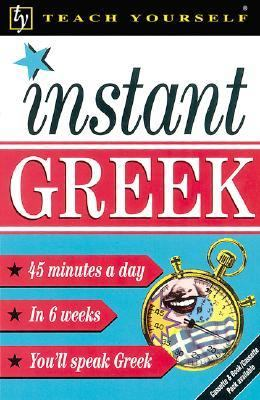 Teach Yourself Instant Greek