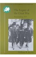 The Legacy of the Great War: Peacemaking 1919 (Problems in European Civilization (DC Heath))