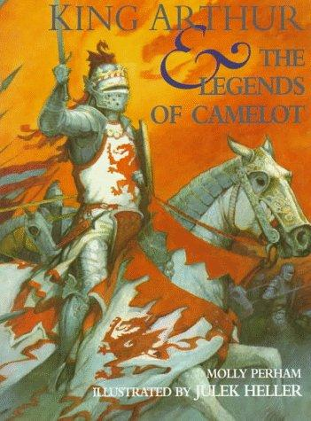 King Arthur and the Legends of Camelot (Viking Kestrel picture books)