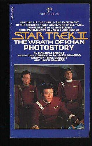 Star Trek II: The Wrath of Khan - Photostory
