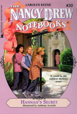 Hannah's Secret (Nancy Drew Notebooks Series #20) - Carolyn Keene - Paperback