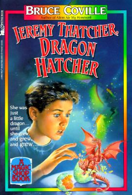 Jeremy Thatcher, Dragon Hatcher A Magic Shop Book