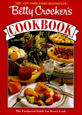 Betty Crocker's Cookbook - Betty Crocker - Paperback