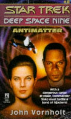 Star Trek Deep Space Nine #8: Antimatter