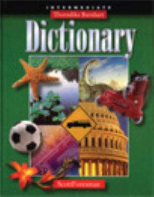 Thorndike Barnhart Intermediate Dictionary
