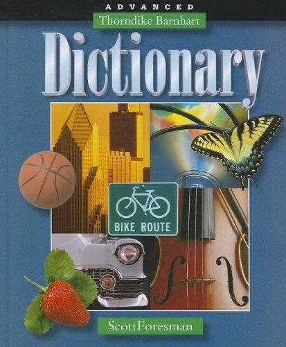 Scott, Foresman Advanced Dictionary