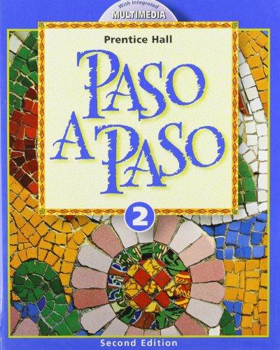PASO A PASO 2000 STUDENT EDITION LEVEL 2 STUDENT EDITION