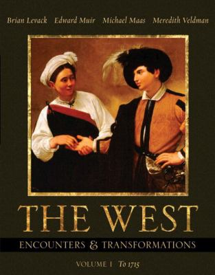 West Encounters & Transformations To 1715