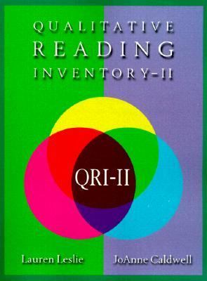 Qualitative Reading Inventory-II